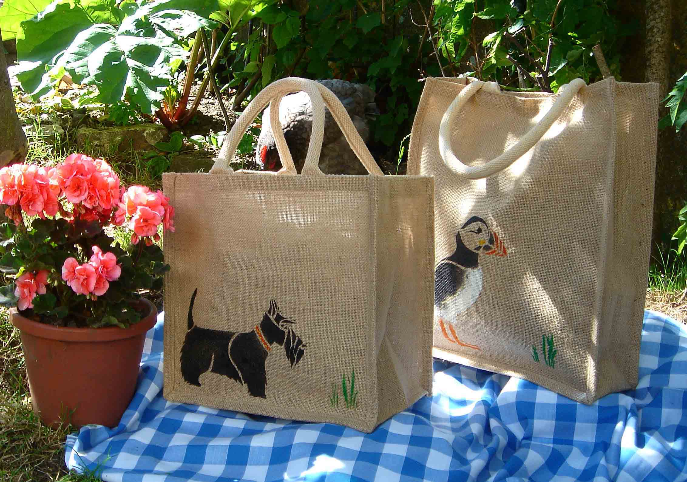 jute bags, eco bags, eco friendly bags