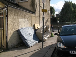 recycling your mattress, recycling household items, recycling beds