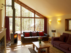 log cabin holidays UK