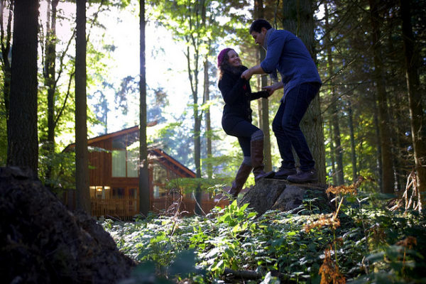 treehouse holidays, eco friendly holidays
