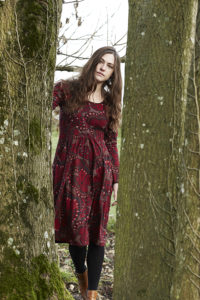 eco friendly winter dresses, ethical winter clothes