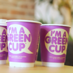 compostable coffee cups, eco friendly packaging