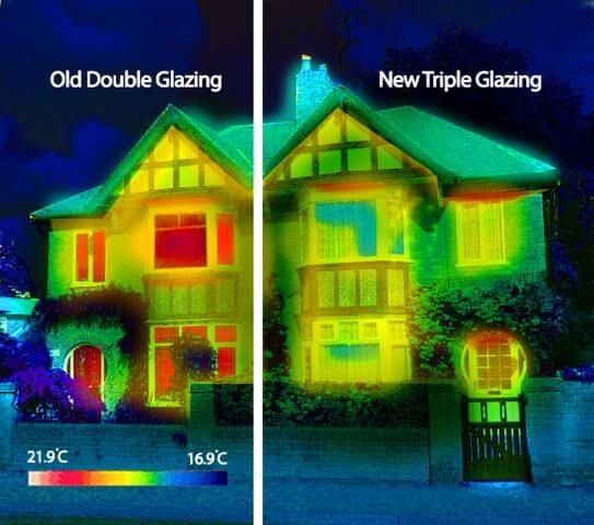 The Benefits Of Triple Glazing Vs Single Glazing Or Double