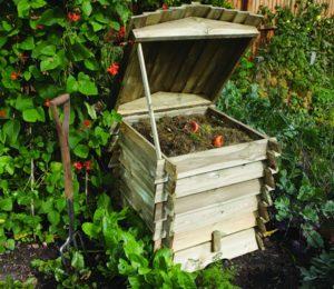 compost bin, composting