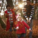 forest holidays autumn breaks