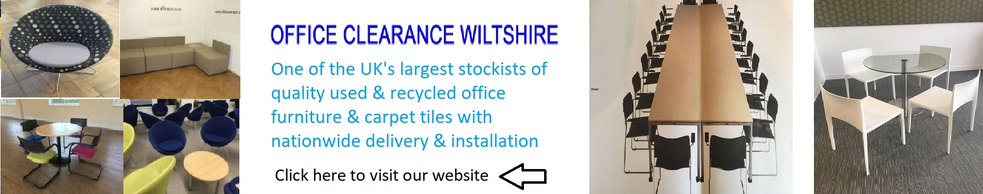 Office Clearance Wiltshire Logo