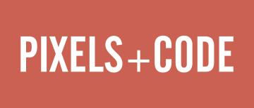 Pixels + Code