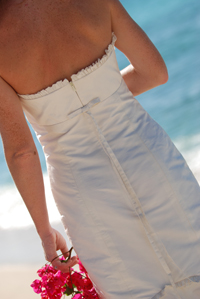 reuse your wedding dress