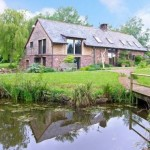 eco friendly holiday cottage