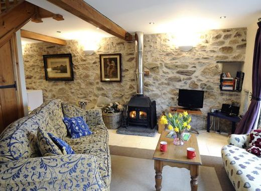 luxury eco cottage