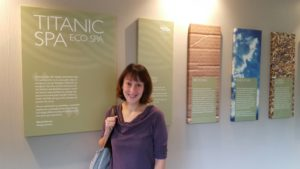 eco spa experience, titanic spa review