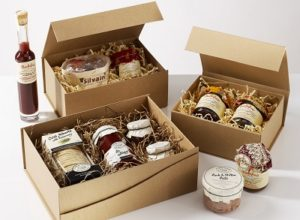 eco packaging for hampers