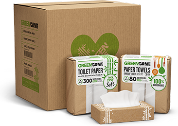 green cane sustainable paper