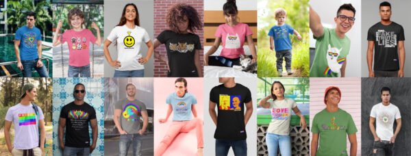 ethical t-shirts, organic t-shirts, ethical clothing stores