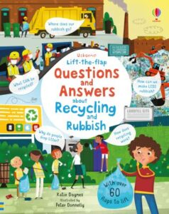 children's books recycling, books about recycling, eco books